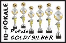 Pokale GOLD/SILBER