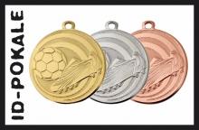 Medaillen ø32mm