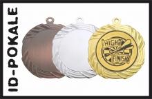 Medaillen ø40mm