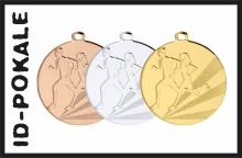 Medaillen ø50mm