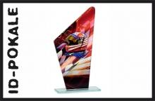 Glastrophäe - Motorsport